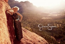 Jessica Simpson - New Promo Pics for Fashion Line