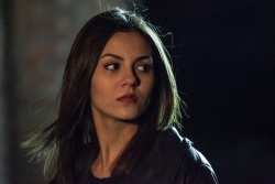 Victoria Justice - 'Eye Candy' Production Stills -