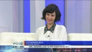 Catherine Bell on PIX11 - WPIX-TV 5.3.2015