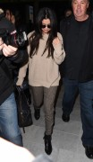 Selena Gomez - Arriving in Paris 3/10/15