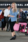 Debby Ryan - LAX Airport - March 18 2015