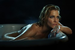 "Tricia Helfer - TJ Scott - ""In the Tub"""