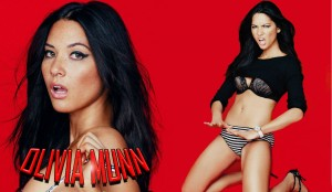 Olivia Munn GQ Photoshoot Wallpaper