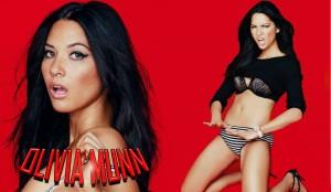 Olivia Munn GQ Photoshoot Wallpaper