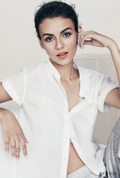 Victoria Justice - Byrdie Beauty Photo Shoot -