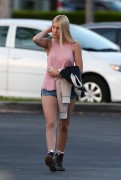 Ava Sambora - Cheeky Shorts in Calabasas - 3/25/15