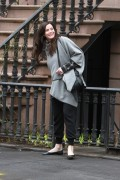 Liv Tyler leaving her home in NY March 27-2015 x25