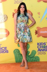Ariel Winter - 2015 Kids Choice Awards in Los Angeles 3/28/15