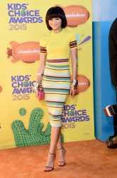 Zendaya - 28th Annual Nickelodeon Kids Choice Awards in Inglewood 3/28/15
