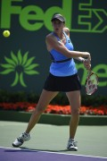 Nicole Vaidisova 2nd round of the Miami Open Tennis tournament in Key Biscayne - March 27-2015 x4