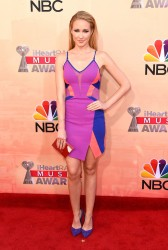 Anna Camp - 2015 iHeartRadio Music Awards in LA 3/29/15