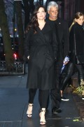 Liv Tyler out of her NYC townhouse before heading to dinner March 26-2015 x28