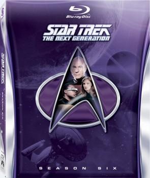 Star Trek: The Next Generation - Stagione 6 (1993) [6-Blu-Ray] Full Blu-Ray 242Gb AVC ITA DD 2.0 ENG DTS-HD MA 7.1 MULTI