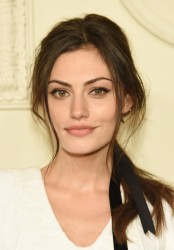Phoebe Tonkin - CHANEL Paris-Salzburg 2014/15 Metiers d'Art Collection in NYC 3/31/15