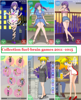 5ade53401241324 - Collection fuel-brain games 2011 -1015 Year