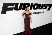 Michelle Rodriguez Furious 7 World Premiere in Hollywood April 1-2015 x59