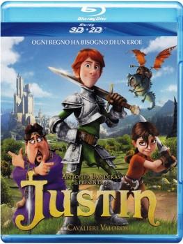 Justin e i cavalieri valorosi (2013) Full Blu-Ray 25Gb 2D\3D AVC\MVC ITA ENG DTS-HD MA 5.1