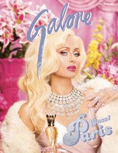 "Paris Hilton - ""Galore"" Magazine (12/8/16)"