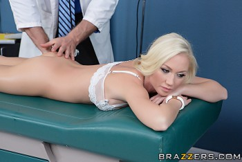Brazzers – Gimme 300cc's of Big Cock! – Madison Scott