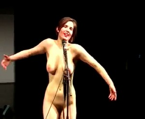 Swimsuit Naked On Stage Pics Gif
